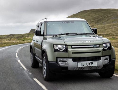 Jaguar Land Rover está trabajando en una versión de Fuel Cell (pila de combustible de hidrógeno) para el Land Rover Defender.