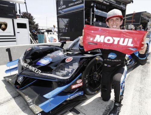 IMSA 6 Horas de Watkins Glen: Ricky Taylor con un Acura ARX-05 en la pole position.