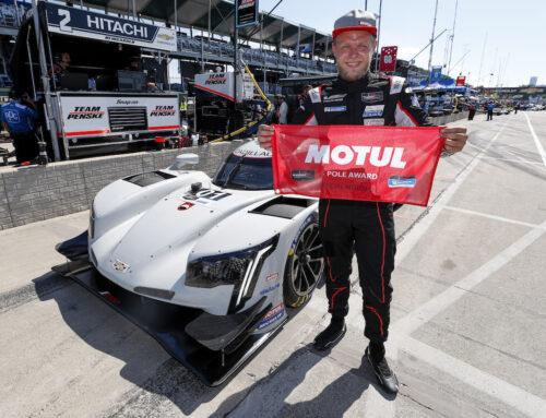 IMSA en Detroit…Clasificación: Kevin Magnussen (Cadillac DPi-VR #01 de Chip Ganassi) en la pole position!