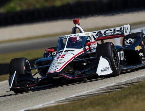IndyCar: JOSEF NEWGARDEN (Dallara DW12-Chevrolet de Penske) logra la POLE EN ROAD AMERICA