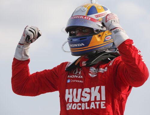 El sueco Marcus Ericsson (Honda- Chip Ganassi) obtiene su primera victoria en IndyCar en la carrera 1 de la doble jornada de Detroit.