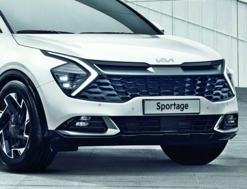 El Kia Sportage 2022 se presenta con un estilo nuevo y audaz además de un interior enormemente mejorado