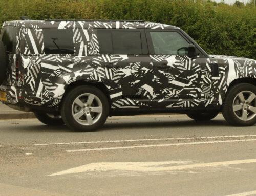 Nuevo Land Rover Defender 130 2022: el SUV extendido con 8 asientos comienza a probarse