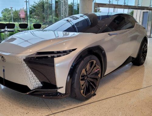 Lexus ha confirmado que el concept LF-Z Electrified generará un modelo de producción en 14 meses.