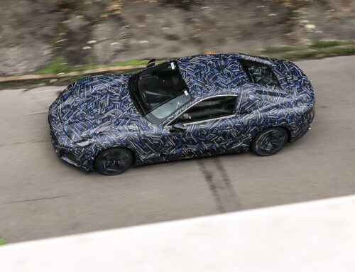 Maserati Granturismo…primeras imágenes de la nueva generación
