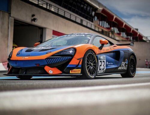 Zak Brown CEO de McLaren participará como piloto en la GT4 European Series