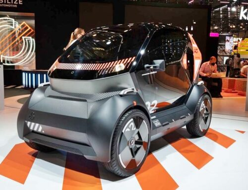 Mobilize la nueva marca del Grupo Renault ha presentado sus modelos Duo, Bento e Hippo.