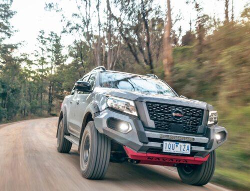Nissan Navara (Frontier) Pro-4X Warrior 2021 en Australia