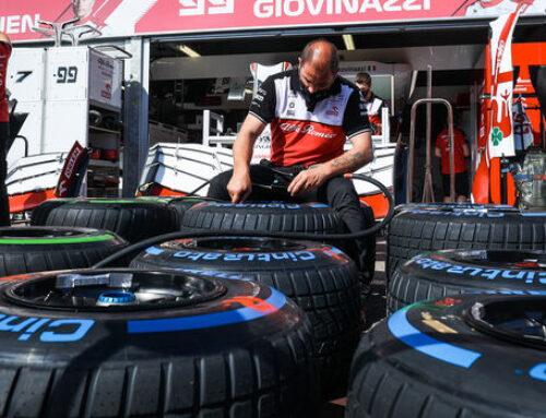 Pirelliy la FIA han actualizado los procedimientos que rigen el funcionamiento de los neumáticos tras los incidentes de Bakú.