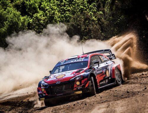 WRC Rally de Italia…hasta la ES4 dominio de Tänak con su Hyundai i20.