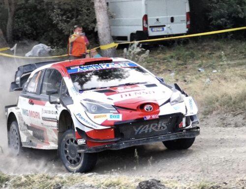 WRC Rally de Cerdeña…Ogier se consolida en la punta luego del abandono de Sordo por accidente.