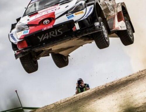 WRC Rally de Italia en Cerdeña…triunfo de Sébastien Ogier con Toyota Yaris.