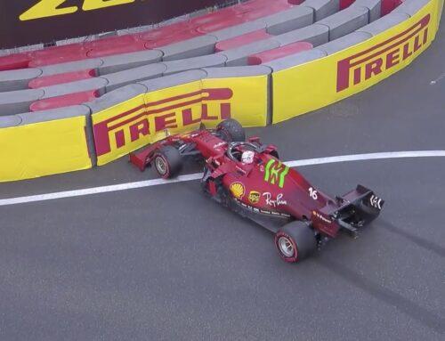 FÓRMULA 1 / GP DE AZERBAIYÁN Práctica 2: Sergio»Checo» Pérez (RedBull-Honda) el mejor superando a Verstappen
