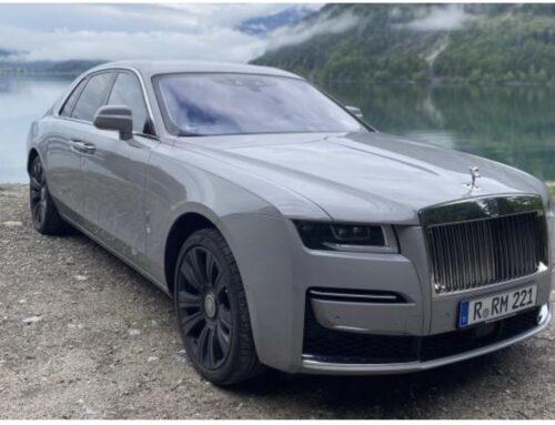 Rolls Royce Ghost…será la berlina perfecta?