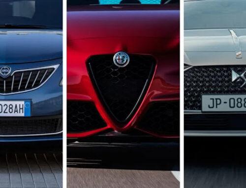 Lancia, Alfa Romeo y DS…el brazo premium del nuevo grupo Stellantis y su futuro con mucha influencia francesa tal como se ve.