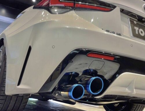 Toyota GR86 by Tom´s Racing con «Barrel sound»