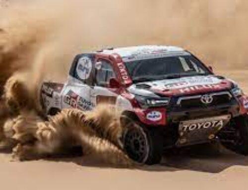 DAKAR 2022: Toyota anuncia una Hilux completamente nueva que se presentará en Sudáfrica el próximo fin de semana.