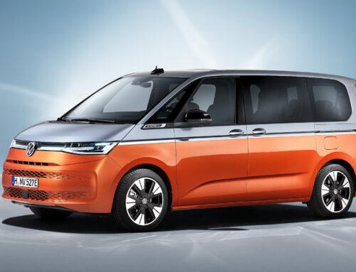 Volkswagen T7 Multivan 2022 con nueva estética, funcionalidad, plataforma y opciones mecánicas.