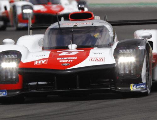 WEC 8 horas de Portimão 2021…Después de una carrera muy reñida de principio a fin, finalmente fue el Toyota #8 quién triunfó.