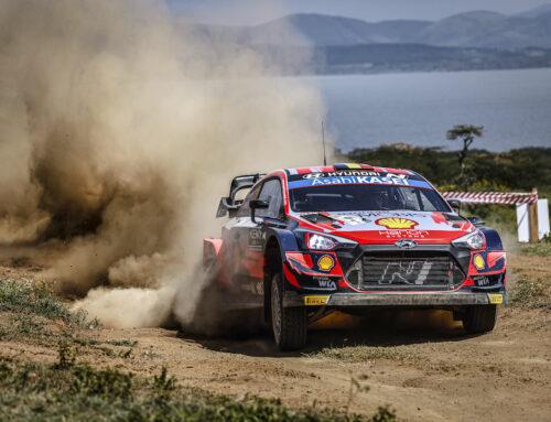Rally de Kenia WRC…TC13: Llega la lluvia en el especial final del sábado perjudicando a algunos… y favoreciendo a otros.