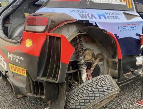 WRC Rally Safari Kenia…¿Qué pasa con los pilotos de Hyundai? ¿Por qué a los de Toyota ni a los de Ford no se les cruzan las piedras?