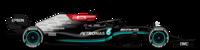 Mercedes F1 W12 EQ Power+
