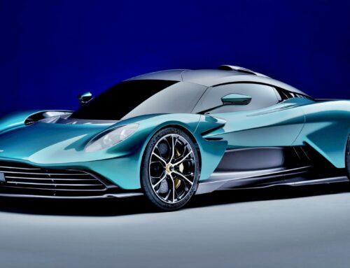 Aston Martin Valhalla…finalmente se ha presentado el modelo de producción híbrido con un V8 AMG y dos eléctricos (937 HP)