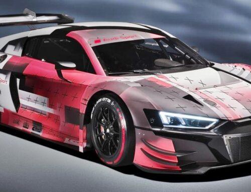 Audi presenta su nuevo R8 LMS GT3 Evo II 2022 para que disfruten los Gentleman Drivers.