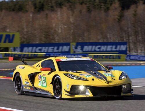 Le Mans Corvette is back….!!! El Chevrolet Corvette vuelve a LeMans en el 2021.