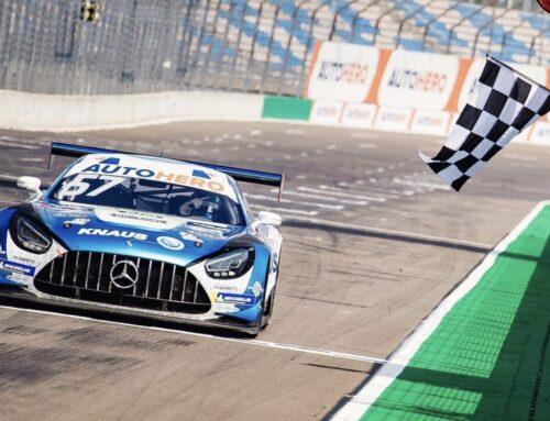 DTM en la era de los GT3….Philip Ellis (Mercedes AMG GT3) triunfa en Lausitzring, luego de una buena remontada.