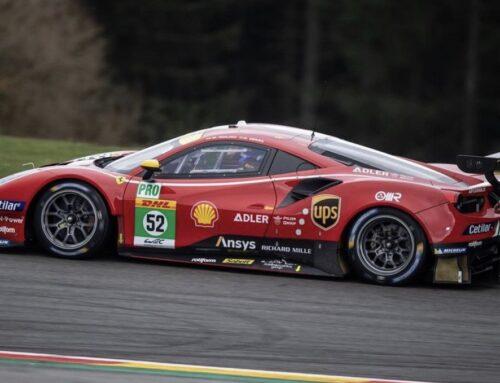 El jefe de «Competizione GT» dice que el Ferrari LMH (Hypercar) será un híbrido 4WD construido como prototipo y no derivado de un auto de carretera …