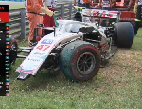 Fórmula 1/ GGPP Hungría Práctica Libre 3: Lewis Hamilton (Mercedes W12) superó a Max Verstappen (RedBull-RB16b-Honda) por sólo 88 milésimas.