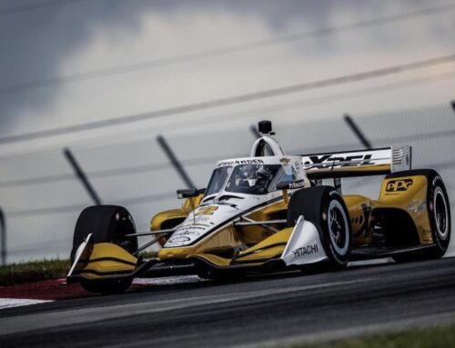 IndyCar en Mid Ohio…pole para Josef Newgarden (Dallara DW12-Chevrolet de Penske)