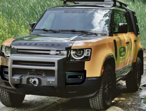 Land Rover presenta el Defender Trophy Edition de edición limitada