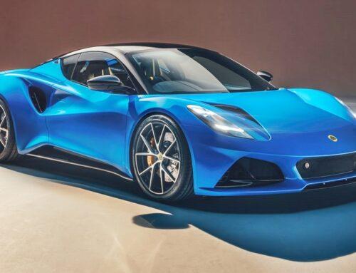 Lotus Emira totalmente nuevo…el último Lotus que funcionará con un motor térmico y que por ende que tendrá bajo peso.
