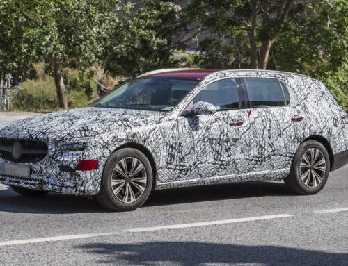 Mercedes-Benz está preparando un Clase C All-Terrain para hacer frente a los SUV.