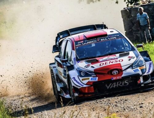 WRC Rally de Estonia – TC1: La súper especial fue para Kalle Rovanperä (Toyota Yaris)