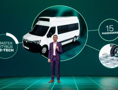 Ecología / HyVia: el ambicioso plan basado en hidrógeno verde de Renault