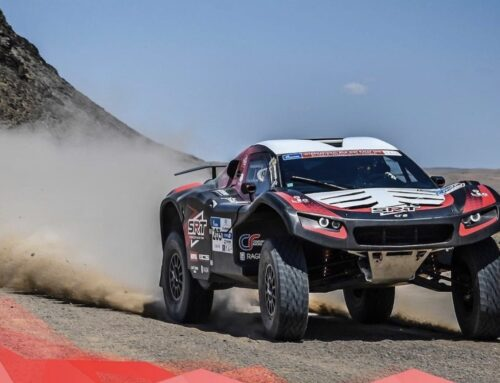 Guerlain Chicherit y Alexandre Winocq con un buggy Century CR6 powered by Chevrolet Corvette V8 triunfan en un polémico Silk Way Rally 2021