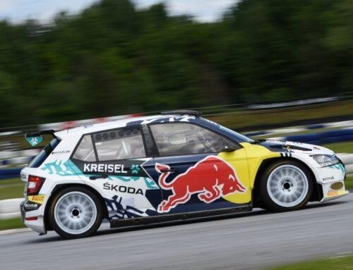 WRC…El Skoda RE-X1 eléctrico está homologado para competir en rally. Se espera su debut oficial en julio.