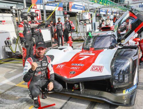 WEC 6 Horas de Monza: Clasificación…Toyota se hace de la primera fila por delante del Alpine