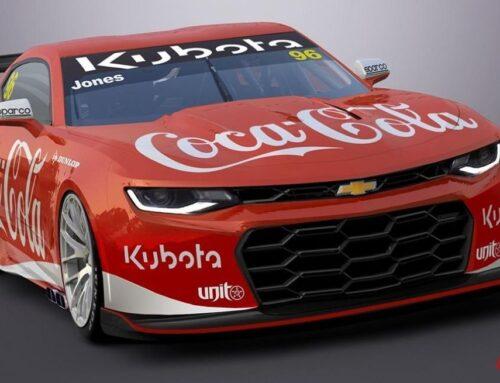 Los Supercars australianos de Gen 3 seleccionaron los motores V8 para los Mustang y Camaro.
