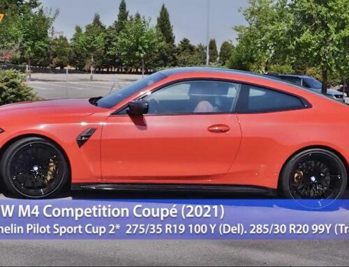 La famosa prueba del alce trajo algunas complicaciones inesperadas al BMW M4 2021