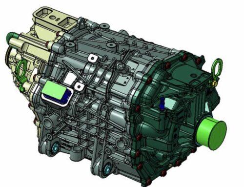 Ford Performance presentará en el SEMA Show de noviembre el nuevo motor Eluminator eléctrico de 281HP.