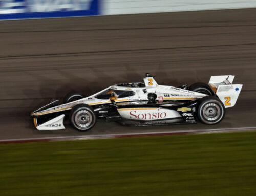 IndyCar / JOSEF NEWGARDEN (Dallara-Chevrolet de Penske) triunfa en el óvalo de GATEWAY y se prende en la disputapara un tercer título.