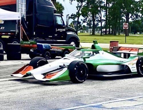 El equipo Juncos Hollinger Racing se encuentra listo para debutar. ¡¡se rumorea que podrían estar en conversaciones con el ex RedBull fórmula uno Alexander Albon..!!