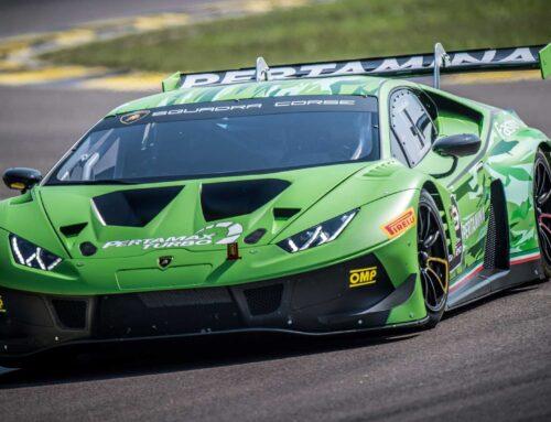 WEC e IMSA / Lamborghini estudia participar en la clase LMDh…se tomará una decisión antes de fin de año. Utilizarían un chasis Multimatic y los mismos motores que Audi y Porsche.