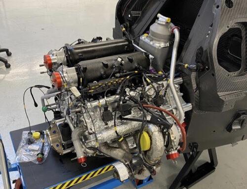 Pipo Moteurs confía en la ingeniería 3D con que fue fabricado el motor Glickenhaus SCG 007 LMH que disputará sus primeras 24 horas de LeMans.