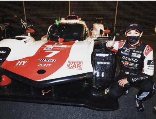 LeMans / Trompo y mucho susto para Kamui Kobayashi con el Toyota GR010 Hypercar #7 en los últimos entrenamientos ya habiendo ganado la hyperpole.