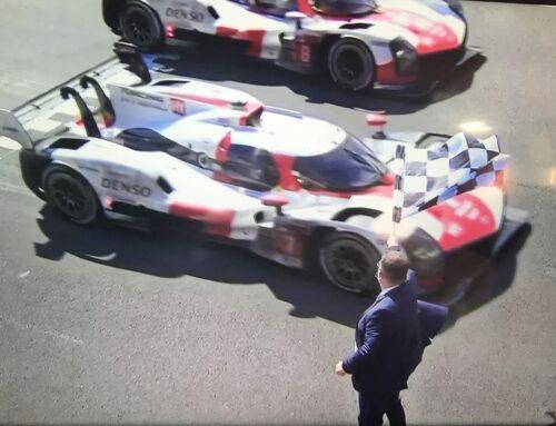 24 HORAS DE LE MANS/ Clase Hypercar: Tal lo esperado un nuevo dominio del Toyota Gazoo Racing con un doblete para el fabricante japonés. Esta vez el # 7 terminó por delante del # 8.